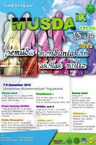 Publikasi MUSDA 2012